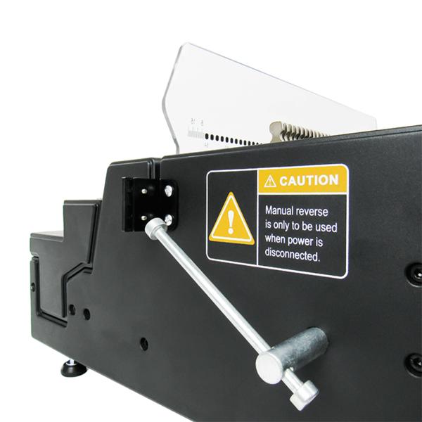 manual reverse handle