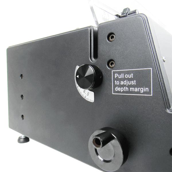 TB-WD600B depth margin knob