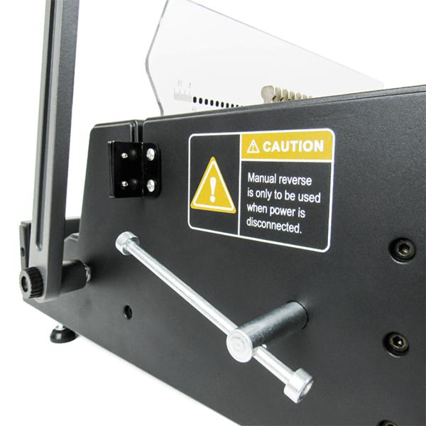 TB-WD600B manual reverse handle
