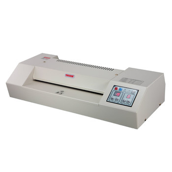 TCC6000 pouch laminator front angle view