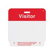Expiring Visitor Badge
