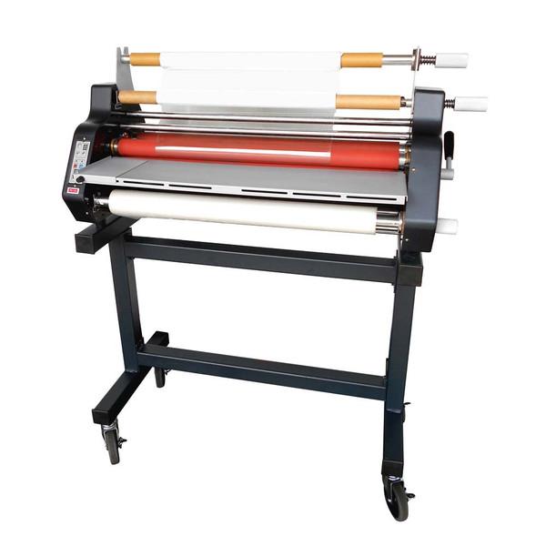 27 inch hot/cold laminator