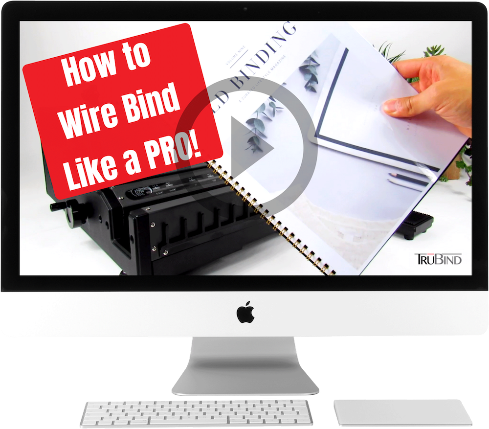 How to wire bind like a pro.